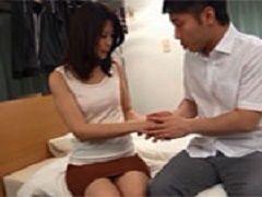 【井川香澄】美熟女母が娘の彼氏に…。(前)