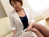 【無修正】来栖りお 巨乳保険サービス