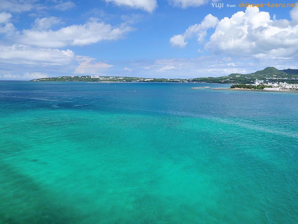 瀬底島の海のパソコン用デスクトップ壁紙 Yuji From Okinawa Kaeru Net