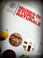 Museo di Storia naturale Depliant