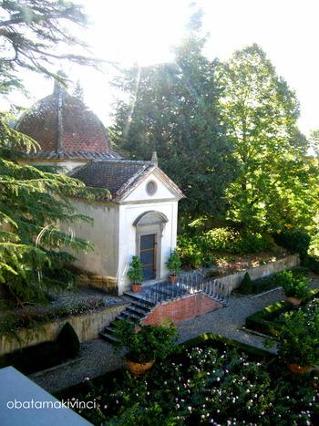dalla finestra di Villa Ferrale 1