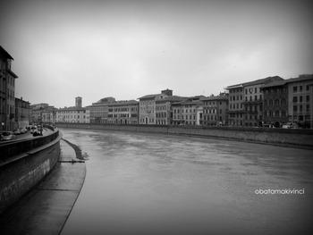 Fiume Arno di Pisa