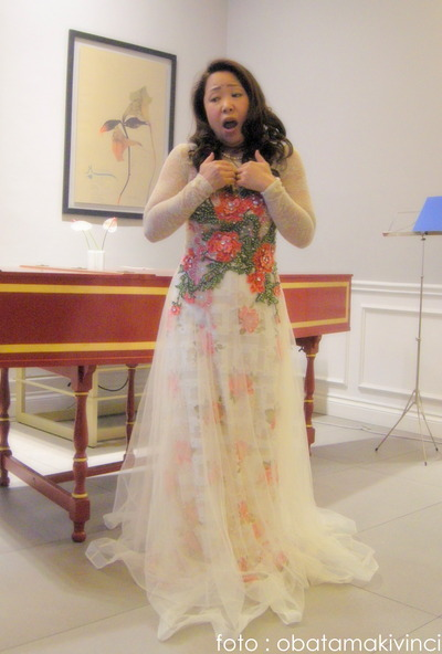 Canta Yukiko Fujieda