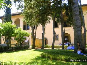 BioPranzo Giardino della Villa Medicea