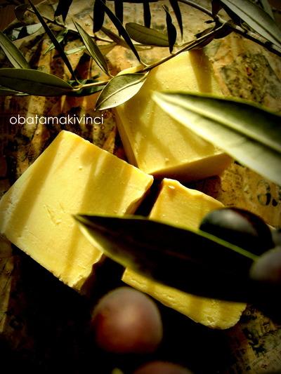 Sapone all'Olio di Oliva 1