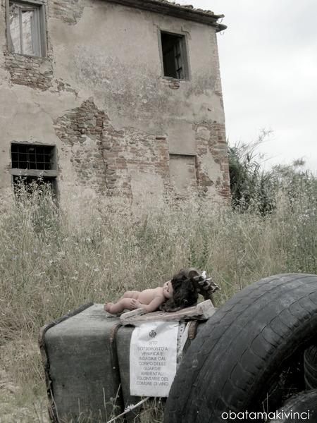 Bambola morta