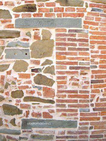 Muro tipico Toscano
