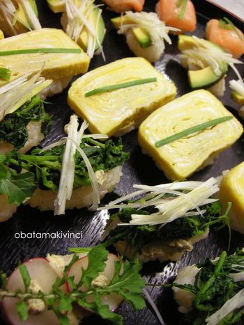 Sushi Nigiri 1