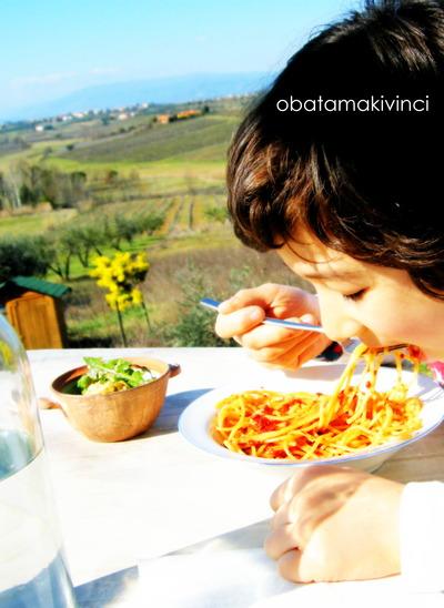 Pranzo in Giardino
