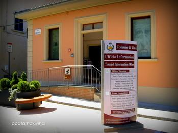 Ufficio Informazione di Vinci Nuovo!