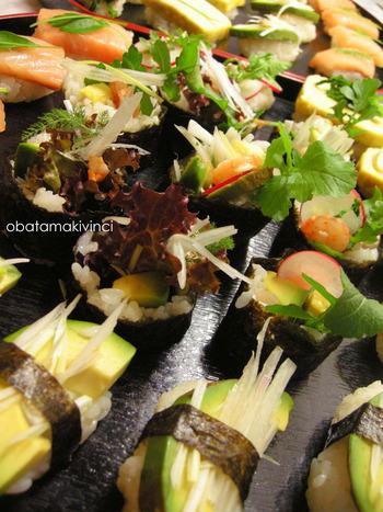 Sushi su Obon