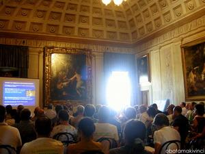 Convegno nella Villa Medicea