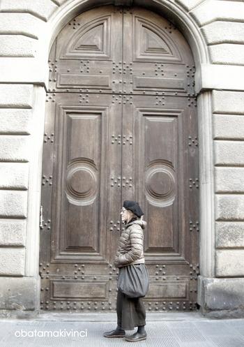 Obata Maki a Firenze