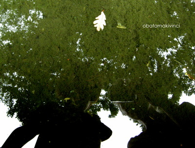 Mamma e Figlio sull'Acqua