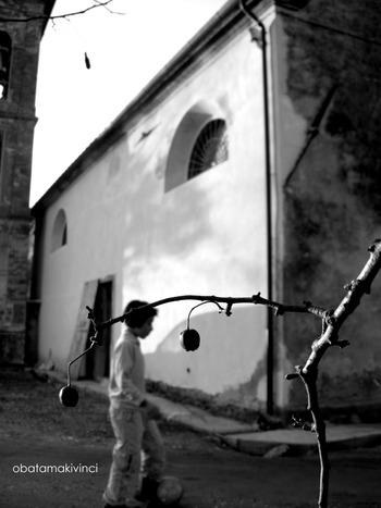 Chiesa di Streda e Ragazzo di 10 anni