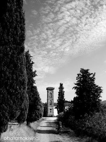 vista chiesa di Streda