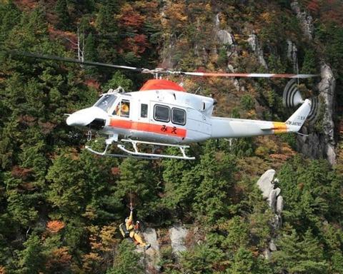 【韓国の反応】日本、ヘリコプター遭難救助を有料化…「安全意識が高まる」VS「観光に悪影響」賛否