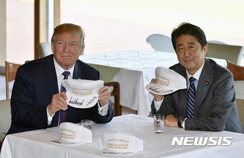 【韓国の反応】トランプと安倍、共同会見で「最大限の圧迫」を確認…韓国マスコミは総出で「ジャパンパッシングである!」の連呼中