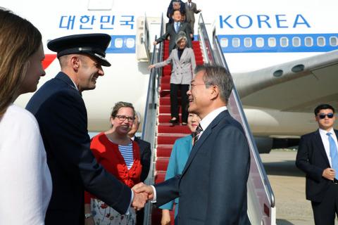【韓国の反応】「ムンジェイン大統領が必死の訪米…しかし米朝首脳会談が霧散する可能性が高まる」米メディアが次々と報道