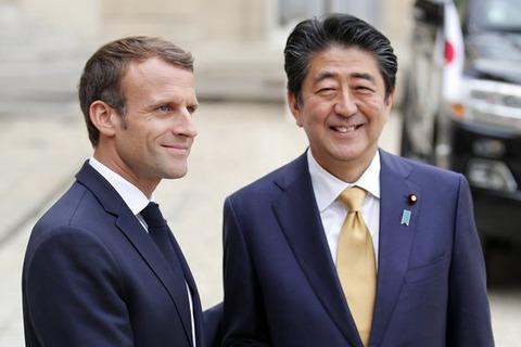 【韓国の反応】韓国人「ムンジェイン、フランスで恥さらし…日本に追い討ちまでくらう」