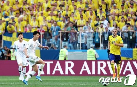 【韓国の反応】米ヤフースポーツ「韓国 - スウェーデン戦の視聴者が敗者」