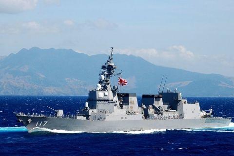 【韓国の反応】中国の国際観艦式に参加する日本の護衛艦、「旭日旗を掲げて」青島に入港