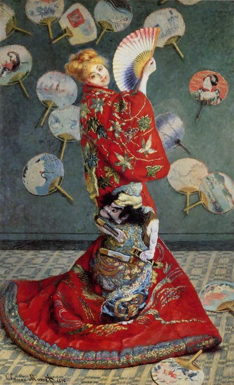 【韓国の反応】韓国人「ヨーロッパの美術界に影響を与えた日本特有の木版画、浮世絵」