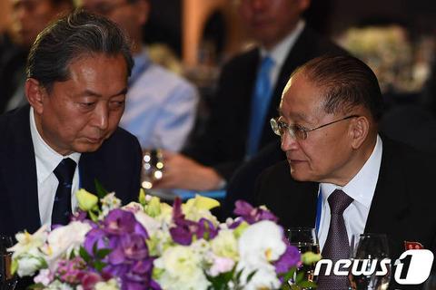 【韓国の反応】鳩山元首相、韓国で演説「日本のせいで朝鮮半島が分断した。日本は謝罪して無限に責任を負わなければならない」