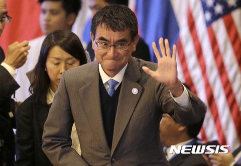 【韓国の反応】韓国大慌て!安倍の「韓国無視演説」に加えて河野が「独島妄言」…「韓国を意図的に冷遇している…」と韓国マスコミ
