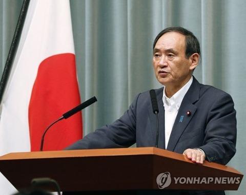【韓国の反応】菅官房長官、韓国の対北朝鮮800万ドル人道支援決定に苦言!「国際社会の協調を阻害する行動は避ける必要がある。韓国は慎重な対応を」