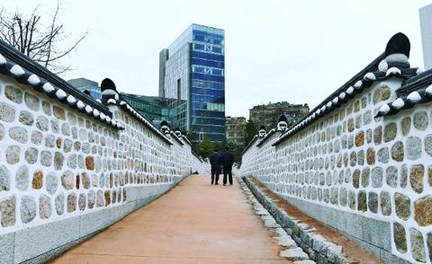【韓国の反応】韓国文化財庁が復元した「高宗の道」、デタラメだったことが判明