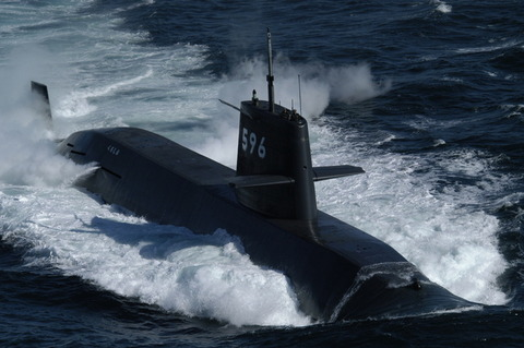 【韓国の反応】海上自衛隊、南シナ海で初の潜水艦極秘訓練