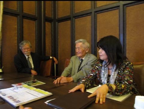 森永晴彦氏主催の「自由人のエネルギー勉強会」に参加しまし ...