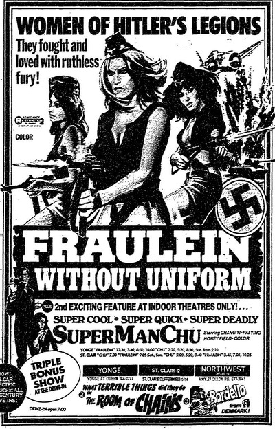 fraulein without uniform