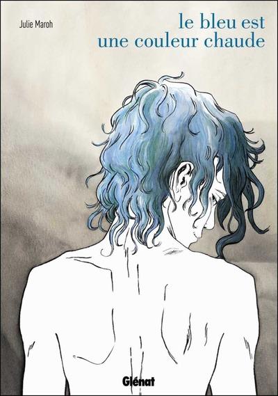 Le bleu est une couleur chaude