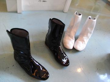 ブーツと水漏れ008