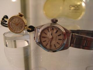 時計ブローチ009