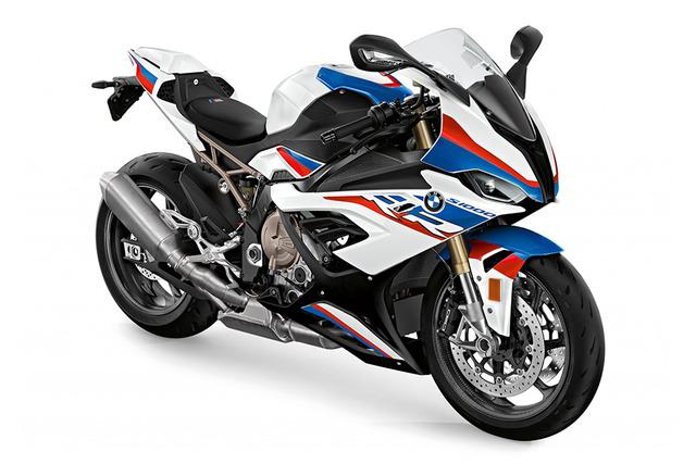 BMW S1000RR 999cc 199ps 210 kg 2,272,000円