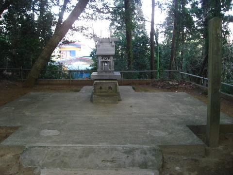 「天之日月神」を祀る麻賀多神社の末社である「天之日津久神社」