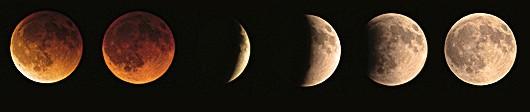 2015年9月28日は4連続皆既月食「テトラッド」のラスト!!の画像