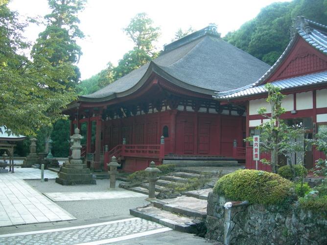 金剛證寺本堂(重要文化財)