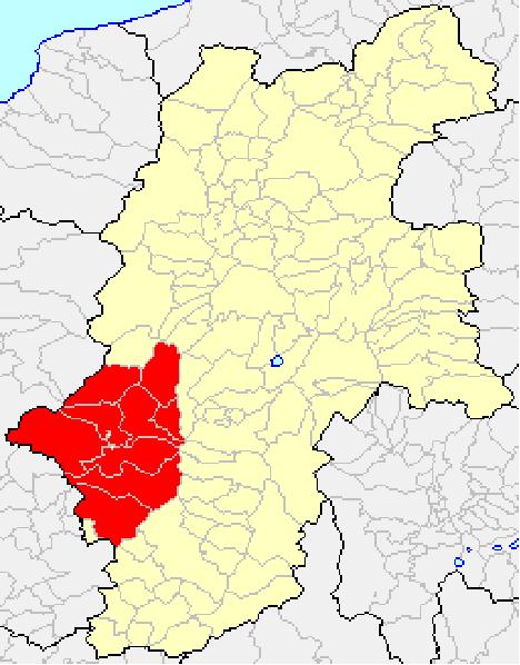長野県木曽地方