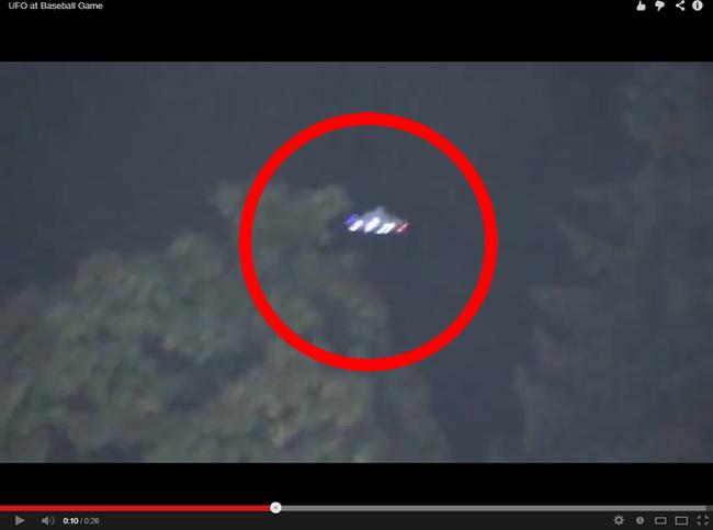 カナダ UFO-1