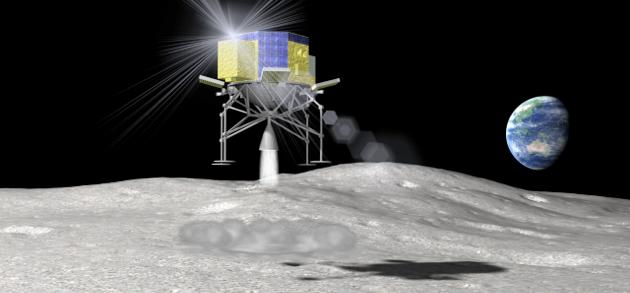SLIM - 小型月実験機構想