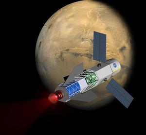 核融合エンジンロケット