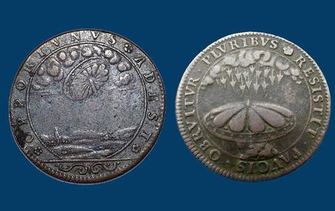 17世紀のフランスのコイン
