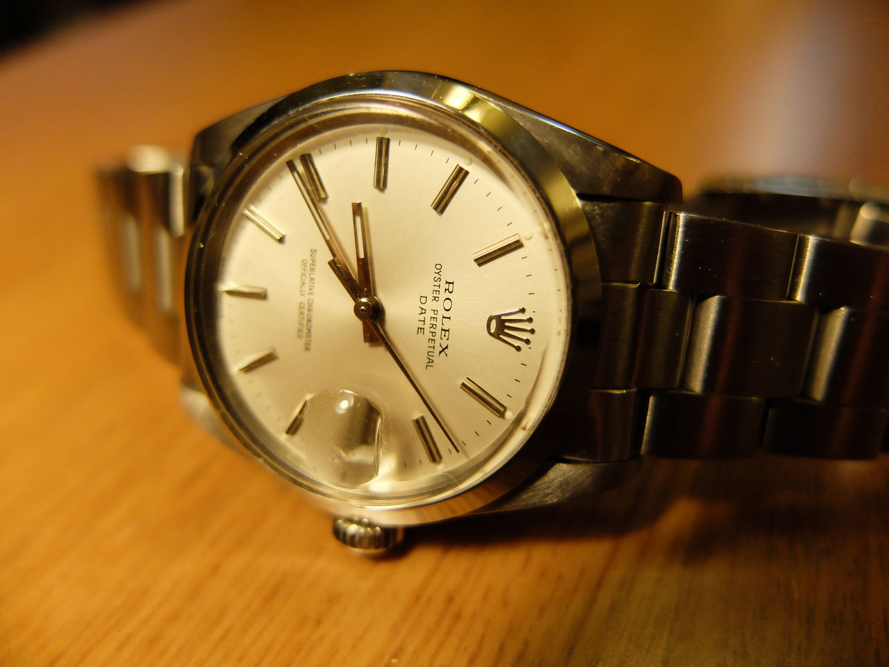 newest bb631 d6819 美の時計たち〜腕時計備忘録 : 【ロレックス】オイスター ...