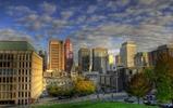 モントリオールの街