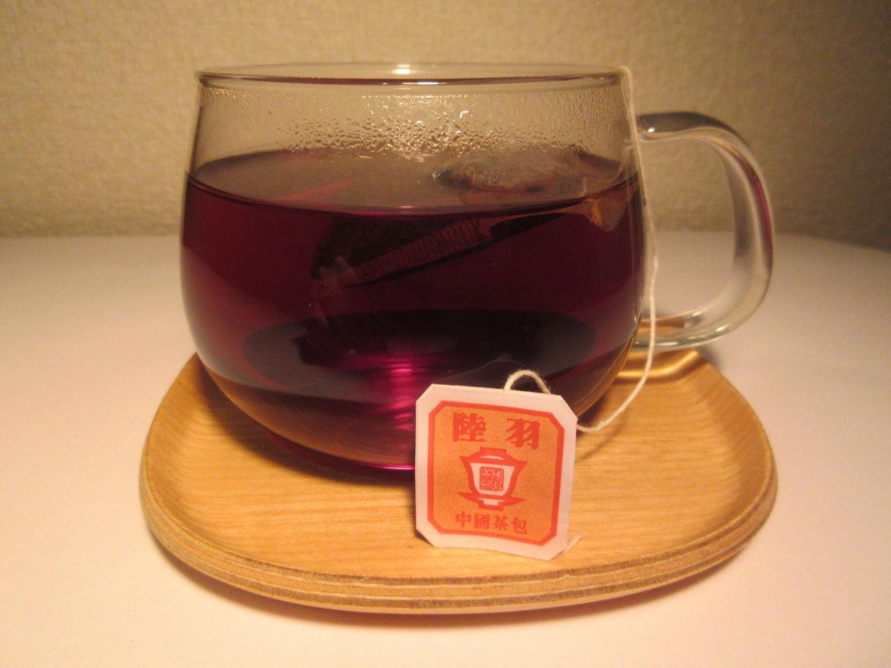 効能 プーアル 茶