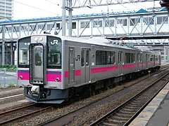 普通列車。